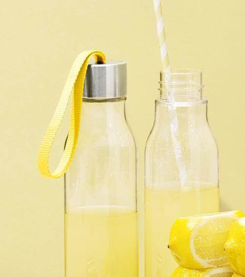 LIMONADE – frisk limonade med citron & citrongræs #inspirationdk #evasolo #limonade #inspirationonline #opskrifter