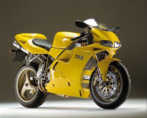 Ducati 748 - my most fav bike ever