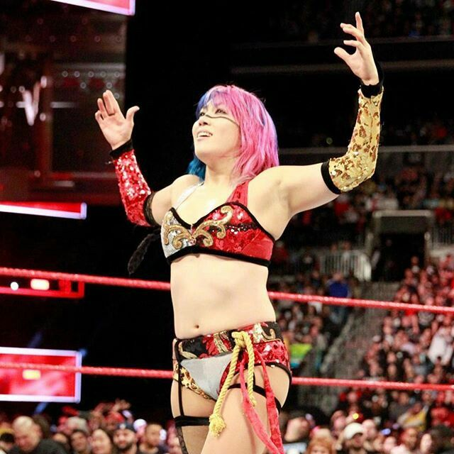 Nobody is ready for Asuka