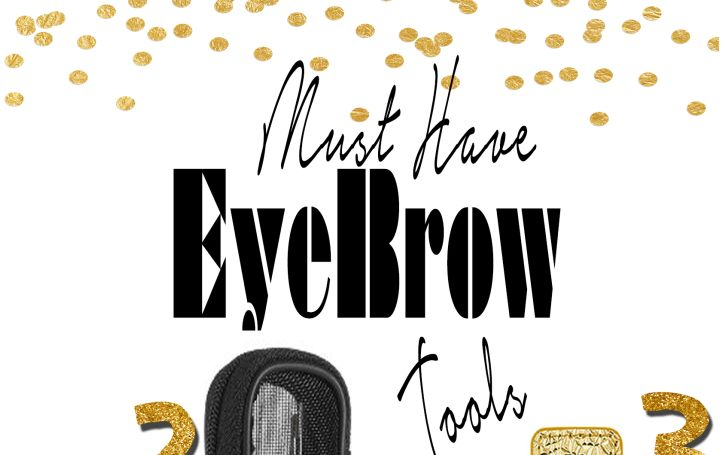Top Ten Tuesday: Must Have Eyebrow Tools.