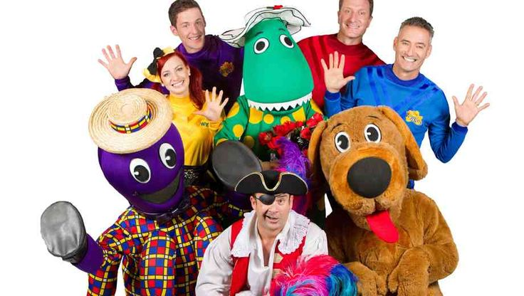 The Wiggles - Beloved Kids' Band Introduces New Members - San Jose Civic, San Jose - Friday September 6, 2013 - Tickets discounted $9.25 to $38.50