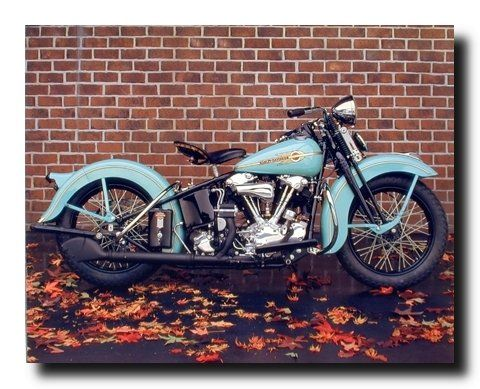wesome! Complement your home decor with this stunning aqua Harley Davidson motorcycle art print poster which will be a great addition and an instant option to enhance the visual appeal of your beautiful house. It will be a great addition for any home decor especially for boy's room. This wall poster is uniquely created with technique that ensures the better quality product with perfect color accuracy which offers long-lasting beauty to your home.