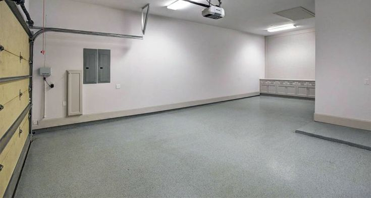 Best Paint For Garage Walls In 2020 Type Sheen Color Painted Garage Walls Garage Interior Paint Garage Walls