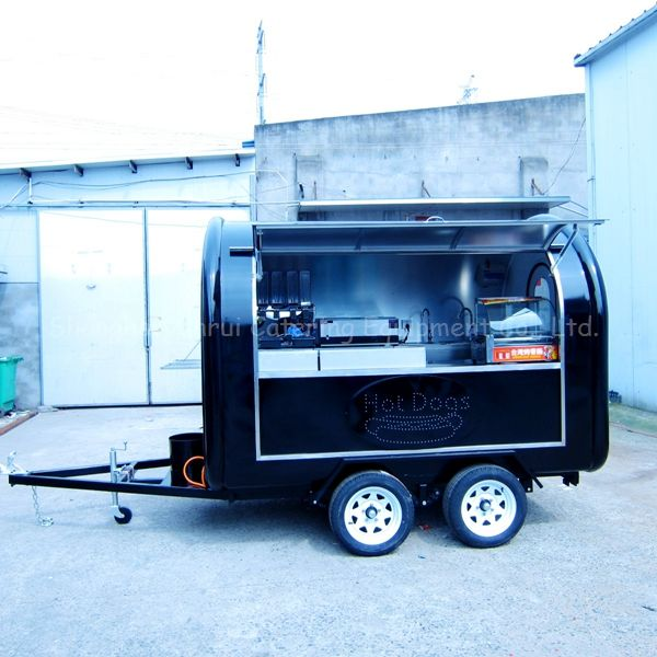 used food trailer truck for sale