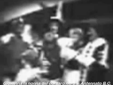Giovanna, la nonna del Corsaro Nero -  1962