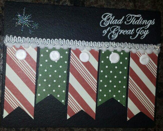 Christmas flags