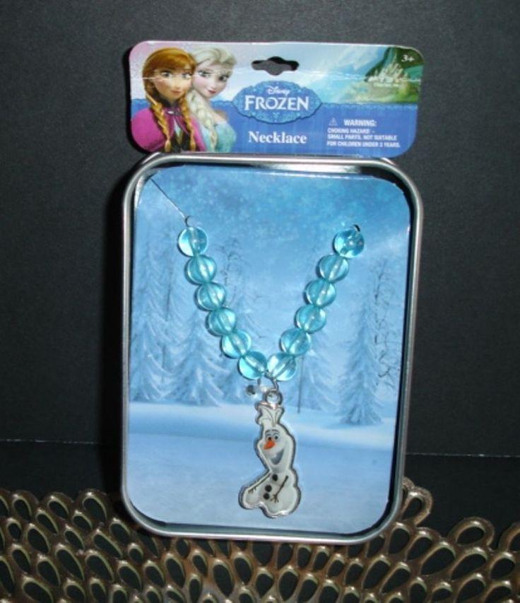 Disney's Frozen Necklace #Disney