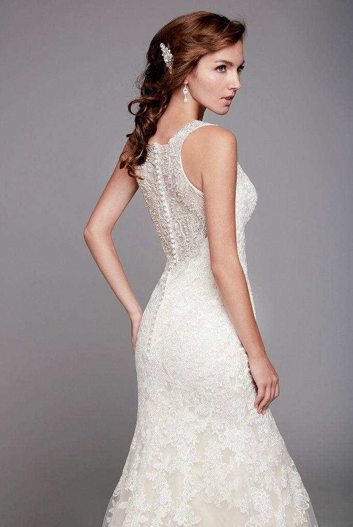 Browse The Complete Collection Of Ball Gowns Lace Wedding Dresses Form Fitting Mermaid