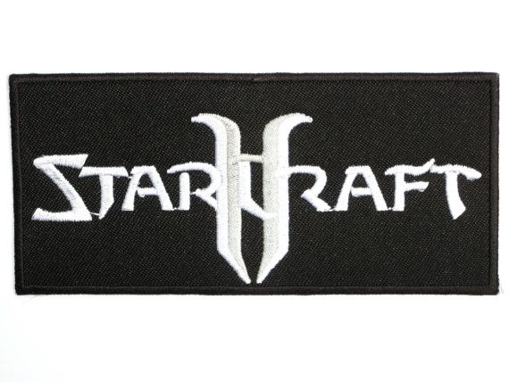 $4 Starcraft  Embroidered Patch
