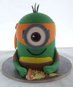 Amazing Minions cakes - Google Search