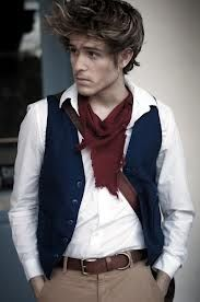I like an outfit similar to this for Marius after he meets Cosette.