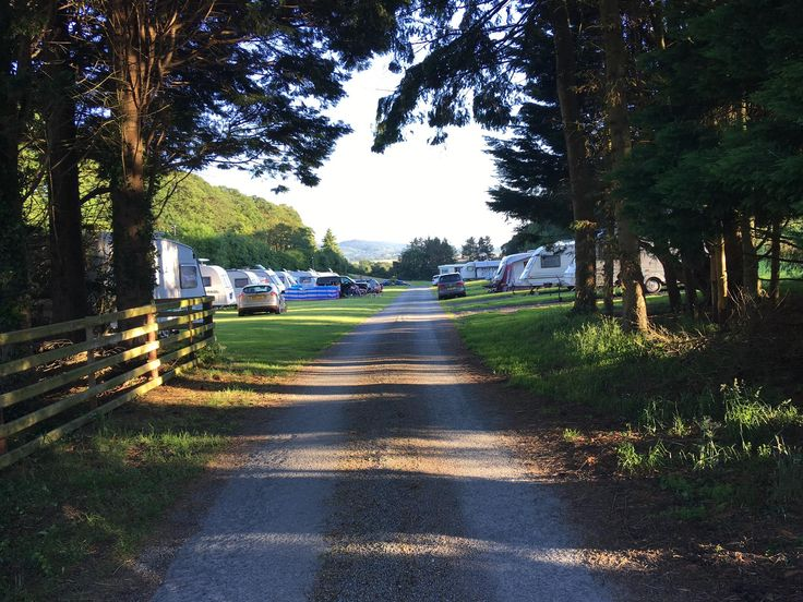 Cefn-Crib Caravan Park, Pennal, Machynlleth, Powys. Camping. Glamping. Caravanning. Touring Site. Family Holiday. UK.