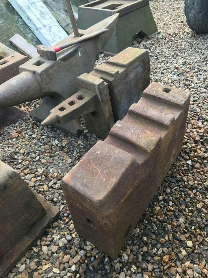 Cutlers Anvil Anvils Blacksmith Tools Metal Working