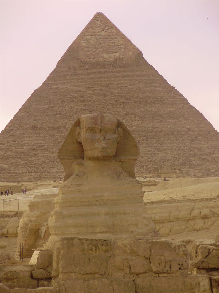 pin the sphinx pyramid - photo #15