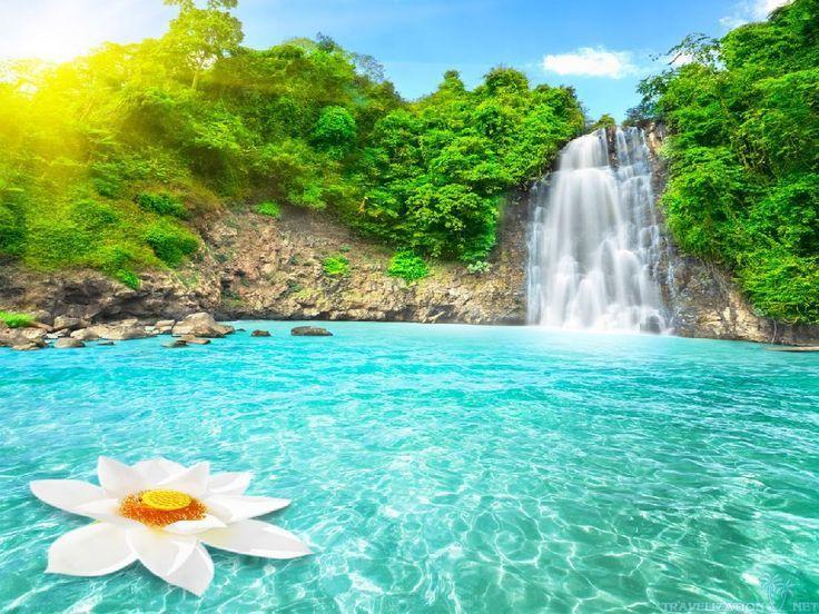 Nature Paradise Wallpaper Hd Desktop 6277 Wallpaper Hochu Zdes Pobyvat Pinterest Wallpapers Hd Desktop And Paradise Wallpaper Beautiful Places Scenery