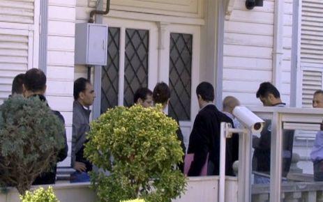 Polis Uluslararası Af Örgütü Türkiye'nin otel toplantısını bastı