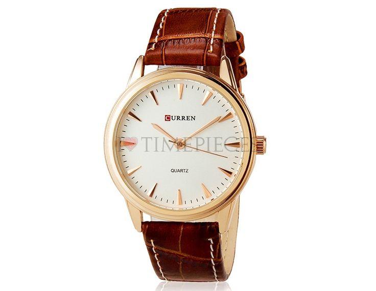 Men Watch Simple Style. Shop online on: ilovetimepieces.com