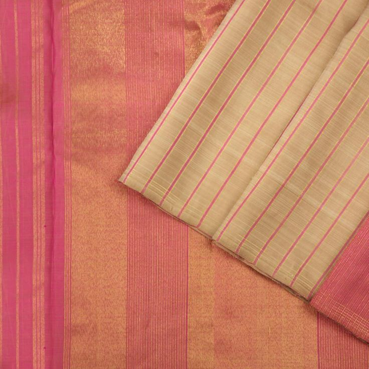 Kanakavalli Kanjivaram Silk Sari 050-01-40407 - Cover View