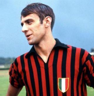 Un grande attaccante, un grande campione rossonero: Pierino Prati   #milan #prati #campioni #acmilan