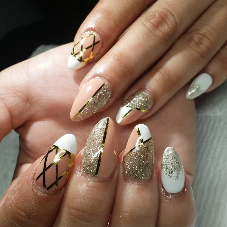 Best 25+ Gel nail designs ideas on Pinterest | Gel nail ...