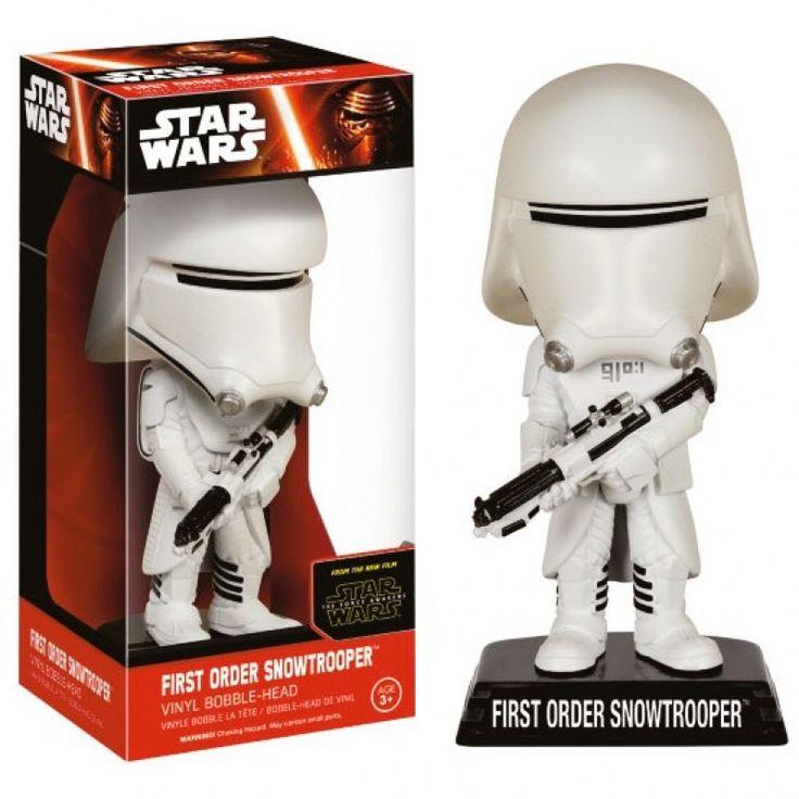 First Order Snowtrooper Wacky Wobbler