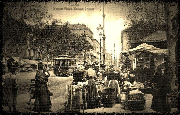 TORINO VINTAGE Mercato di piazza Madama Cristina
