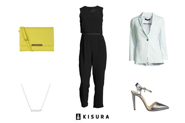 KISURA OUTFITS // wedding guest outfit for classic women #fashion #wedding…