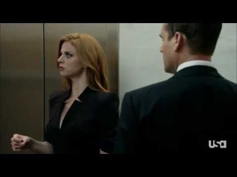 Suits - Harvey / Donna - You scratched my miles davis