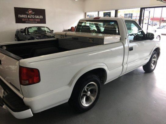 Used 1998 Chevrolet S10 Pickup 2WD Regular Cab
