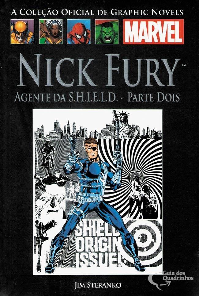 Coleção Oficial de Graphic Novels Marvel, A - Clássicos n° 9/Salvat   Guia dos…