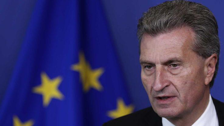 Oettinger: Los contribuyentes netos de UE deberán pagar más tras el brexit   http://www.losdomingosalsol.es/20170312-noticia-oettinger-contribuyentes-netos-ue-deberan-pagar-brexit.html