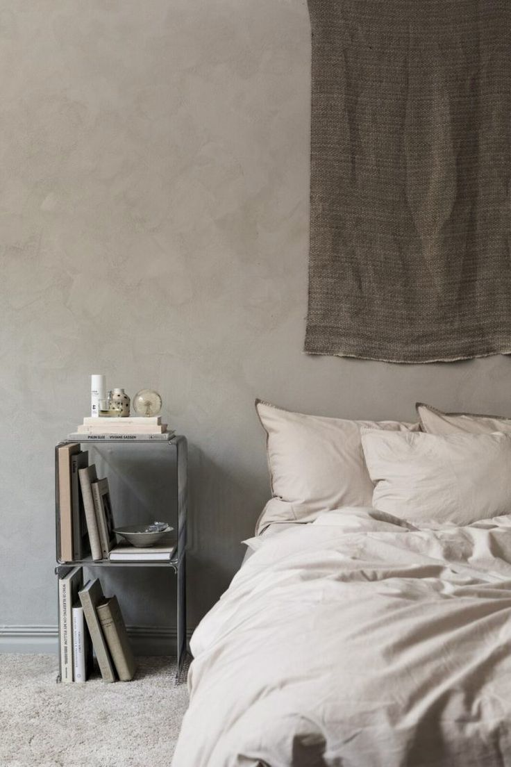 Beige painted bedroom walls, ideas and inspiration. Paint the bedroom with these colors for better sleep.