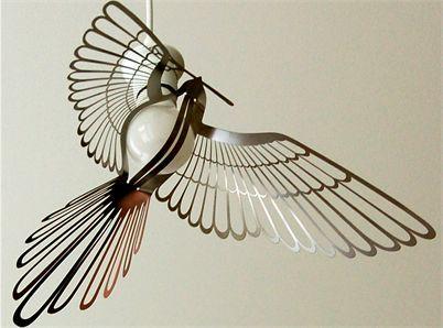 Lampa fågel | Hung-Ming Chen | Lampor | Designtorget Så fin