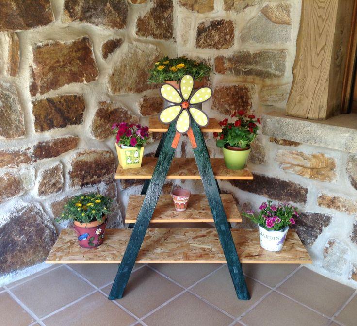 Crafty DYI - Plant Display