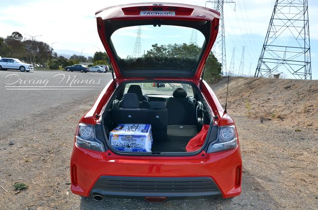 2014 Scion tC Review – Sports Coupe Hatchback with room for 5 #Cars