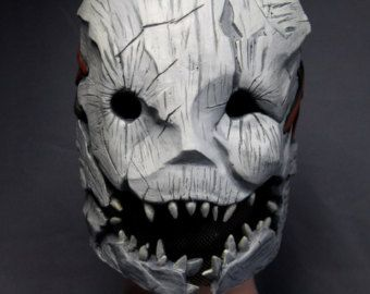 Inspired mask of the Trapper game Dead by Daylight cosplay fan art
