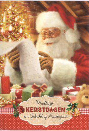 Prettige kerstdagen en Gelukkig Nieuwjaar!    Mooie kerstkaartjes met de kerstman