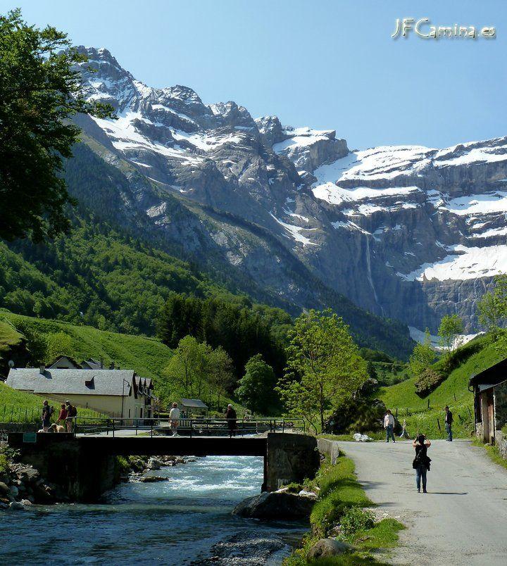 016-pirineos: Circo de Gavarnie - Francia ~ Optimizada para 1024x768 px