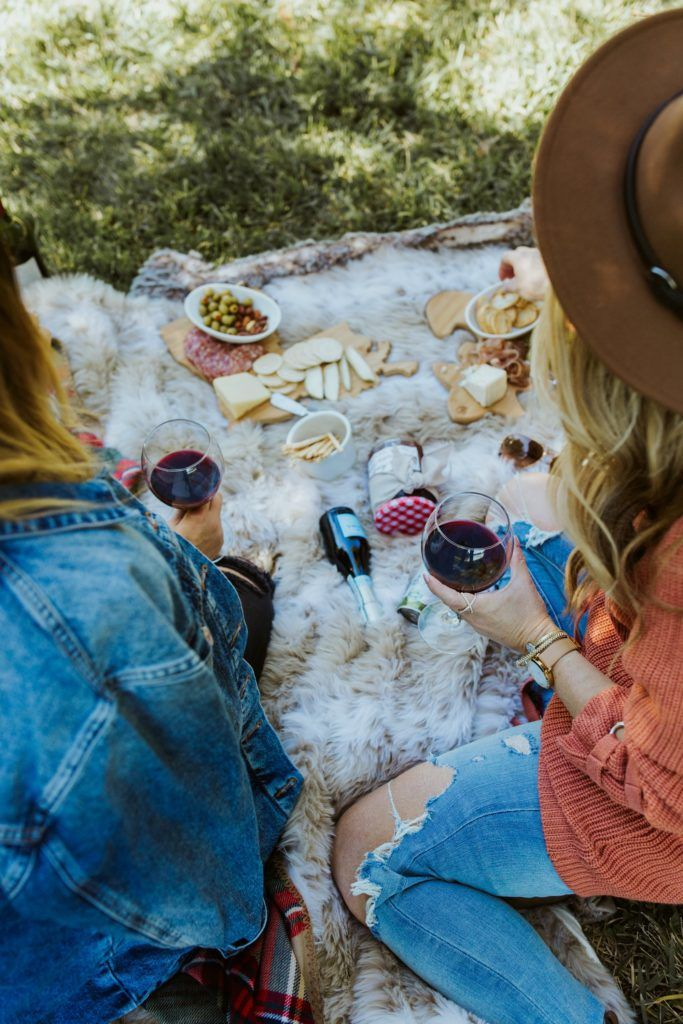 How to style a picnic