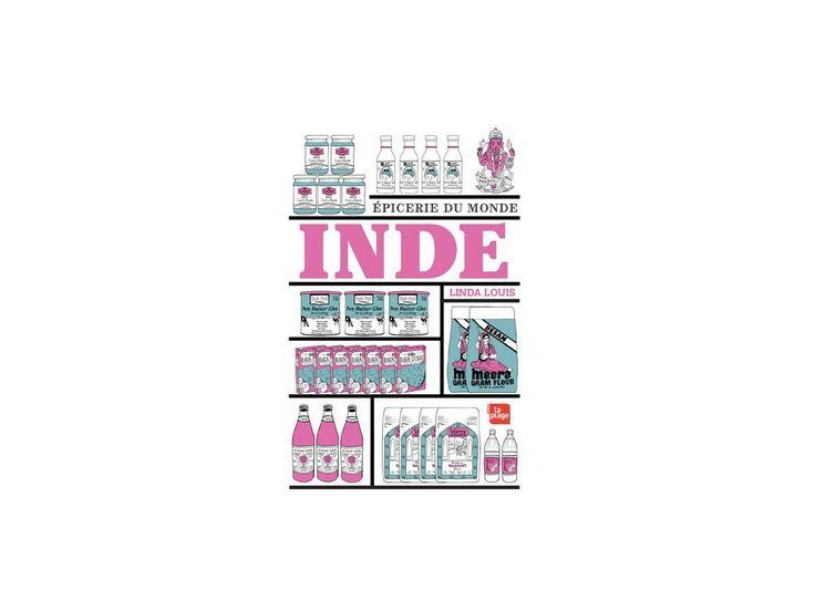 #Recette #indienne #spécialité Inde, épicerie du Monde, de Linda Louis