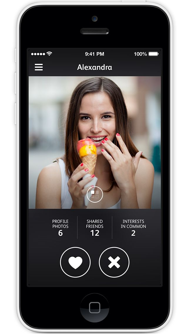 The New Hot Or Not: Like Tinder, But Just For Fun