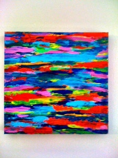 Dreams Painting by monicazanetti  printed with a white border for easy framing! This is a Vibrant print. on Etsy, $18.00Monicazanetti Prints, White Border, Artsy Creations, Easy Frames, Vibrant Prints, Dreams Painting