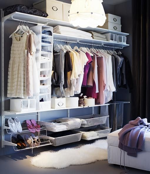 M s de 25 ideas incre bles sobre armarios abiertos en pinterest dormitorio con estilo - Ikea wardrobes for small spaces ...