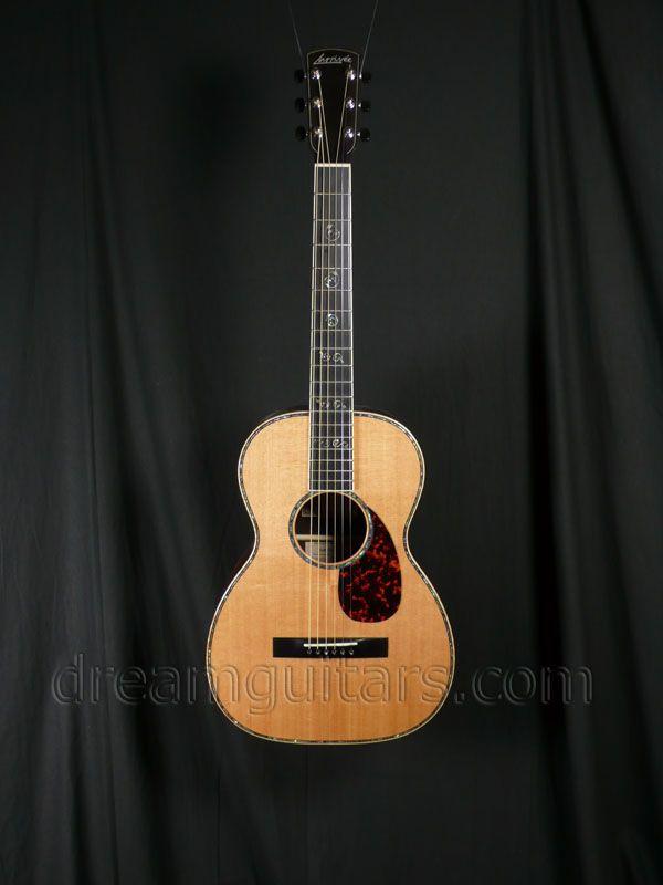 larrivee parlor guitar - Google Search