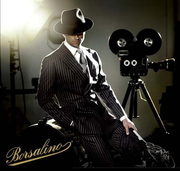 Best hats- Borsalino