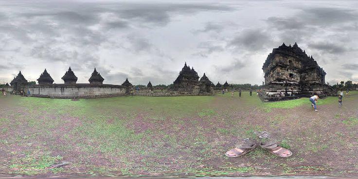 Check out Candi Plaosan on #StreetView