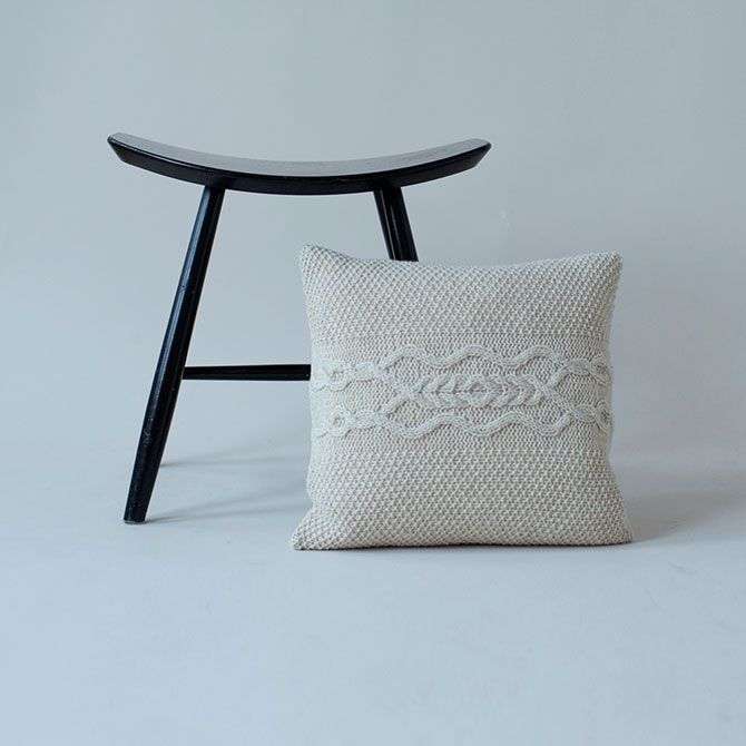 KIT COUTURE Coffee Club Pillow