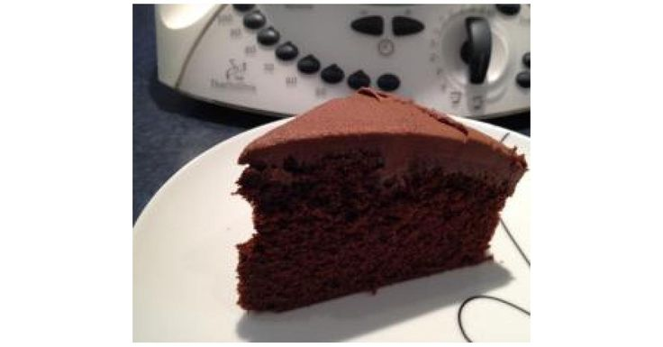 Easy Rich Chocolate Cake