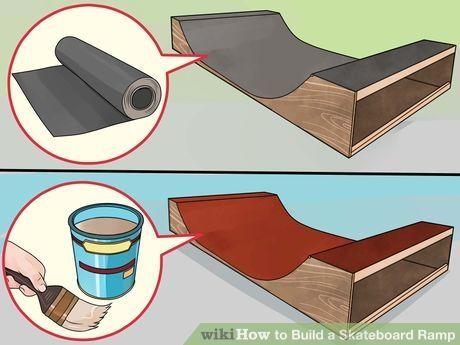 Image titled Build a Skateboard Ramp Step 17