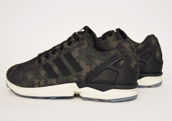 adidas italia houndstooth camo Italia Independent x adidas ZX Flux Houndstooth Camo